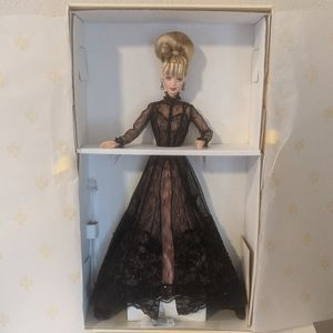 Nolan Miller Sheer Illusion Barbie